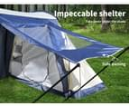 Large Family Camping Tent Tents Portable Outdoor Hiking Beach 6-8 Person Shelter 4