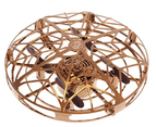 Drones Gesture Controlled Mini Drone Mini Ufo Drone Helicopter Indoor Sensing Surround Fly Aircraft - Gold 1
