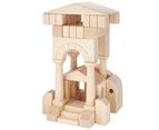 KubiDubi - Large Wooden Building Blocks - Caesar 10