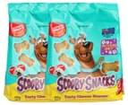 2 x Scooby Snacks Tasty Cheese 400g 1