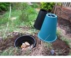 Maze Outdoor Compost Bin Green Cone 2
