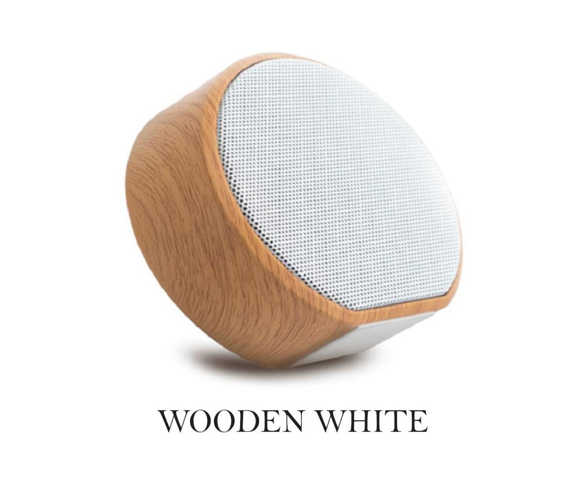 50 Gift Ideas for Mums | Portable Wooden Bluetooth Speaker | Beanstalk Mums