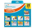 Dreambaby Bathroom 28-Piece Safety Pack 4