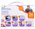 26-Piece Dreambaby Household Safety Kit 1