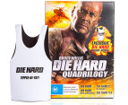 Die Hard DVD 4-Disc Set (M) + Stubby Holder 3