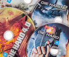 Die Hard DVD 4-Disc Set (M) + Stubby Holder 2