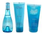 Davidoff Cool Water Woman 3-Piece Gift Set 2