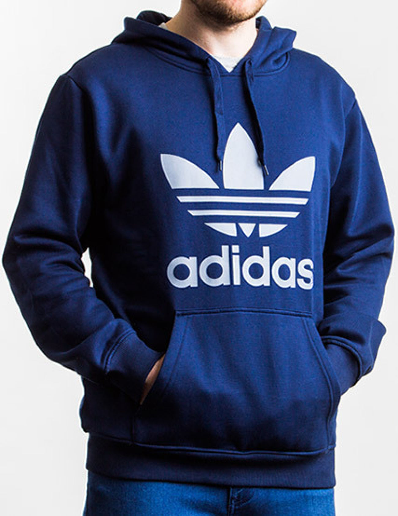 adidas sweatshirt size chart