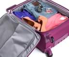 Samsonite B-Lite Spinner 67cm 4W Roller Suitcase - Aubergine 3
