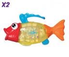 2 x Munchkin Twisty Fish 1