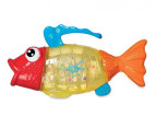 Munchkin Twisty Fish Bath Toy 1