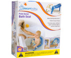 Dreambaby At Home Bath Seat - Blue 4