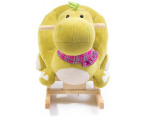 Plush Dinosaur Rocking Chair with Sound 2