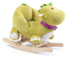 Plush Dinosaur Rocking Chair with Sound 4