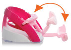 Dreambaby Deluxe Bath Seat - Pink 3