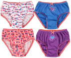 Rio Girl's Cotton Briefs 8-Pack - Hearts 5