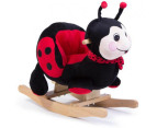 Plush Ladybug Rocking Chair with Sound 1