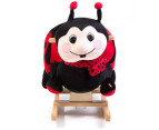 Plush Ladybug Rocking Chair with Sound 2