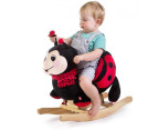 Plush Ladybug Rocking Chair with Sound 6