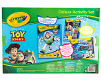 Crayola Deluxe Toy Story Activity Set 2