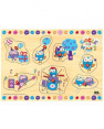 Giggles & Hoot Hootabelle Pin Puzzle 2