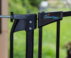 Dreambaby Security Gate & Extension - Black 3