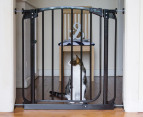 Dreambaby Security Gate & Extension - Black 2