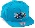 Mitchell & Ness Charlotte Hornets Snapback 4