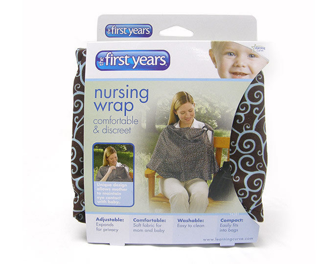 7992febc031 The First Years Nursing Privacy Wrap