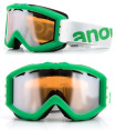 Anon Figment Snow Goggles - Lime Fish 4