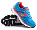 Skechers Sport Women's Agility New Vision - Blue/Coral 3