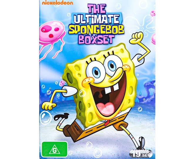 The Ultimate Spongebob Box Set (G) | Catch com au