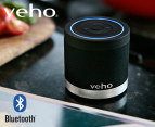 Veho M4 BT 360° W'less Rechargeable Speaker - Black 1