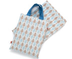 Little Chipipi Down to The Woods Cot Sheet Set 1