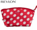 Revlon Purse & Pouch Set -Red & White Spot 2