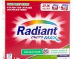 Radiant ColourCare Washing Powder FL 1.2kg 2