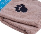 Paws n Claws Microfibre Drying Towel 90x60cm 2