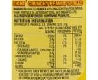 2 x Kraft Light Peanut Butter Crunchy 375g 2