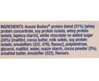 12 x Aussie Bodies ProteinFX Mini Bars Cookies & Cream 30g 3
