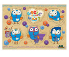 Giggle & Hoot 6-Piece Pin Puzzle 2