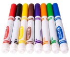 Crayola Classic Colours Markers 8-Pack 2