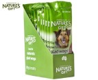 12 x Nature's Gift Glad Wags Beef Straps 75g 1