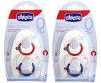 2 x Chicco Baby Soother Dummy 2-Pack 1