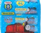 3x Thomas & Friends Clean Kidz Wipes 70pk 2