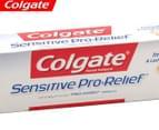 2 x Colgate Sensitive Pro-Relief Toothpaste 110g 2