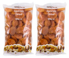 2 x J.C's Quality Foods Dried Apricots 500g 4
