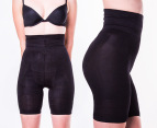 Incredible Contouring Pants Twin Pack - Black/Nude 2