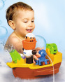 TOMY Pirate Bath Ship 2