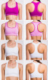 Champion Seamless Reversible Bras 2-Pack - Berry/White 4