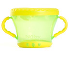 Nuby Snack Keeper - Green/Yellow 2